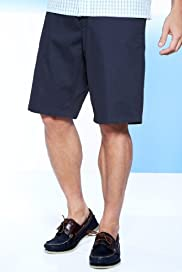 Blue Harbour Cotton Rich Active Waistband Chino Shorts [T17-7710B-S]