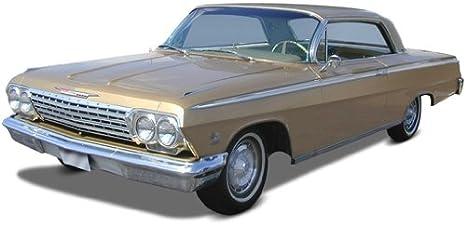 Modèle réduit - Chevy Impala Hardtop 1962