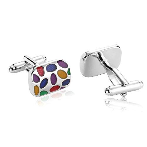 adisaer-stainless-steel-cufflinks-for-men-bending-plane-multicolor-ovals-business-wedding-cufflink