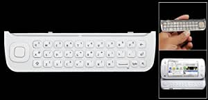 White Keypad Keyboard Button Repair Part for Nokia N97