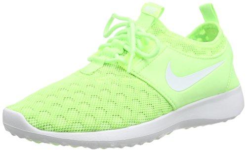 NikeWMNS NIKE JUVENATE - Scarpe da Ginnastica Basse Donna , Verde (Grün (303 GHOST GREEN/WHITE-BLACK)), 39