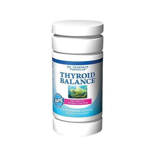 Dr. Venessa'S Formulas Thyroid Balance -- 60 Capsules
