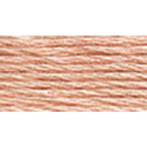dmc-6-strand-embroidery-cotton-87yd-ultra-very-light-terra-cotta