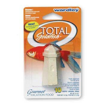 (Price/1)Total Goldfish Gourmet Vacation Food