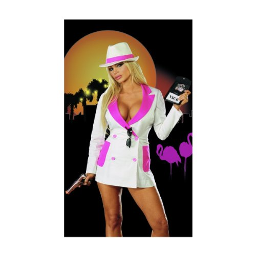 Vicky Vice Large Halloween or Theatre Costume