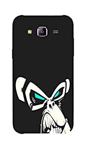 Back Cover for Samsung Galaxy E7 Angry Ape