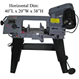 4x6 Horizontal Vertical Metal Cutting Band saw