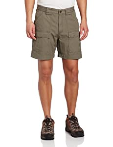 Royal Robbins Men's Blue Water Shorts, Everglade, 32