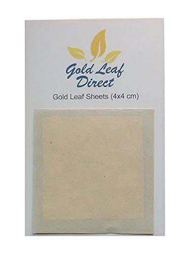 10-x-24k-gold-leaf-on-base-sheets-4x4cm