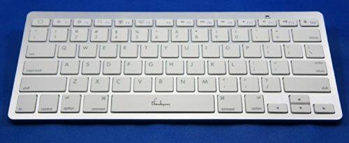 39s正規輸入品全iPad/iPad mini/iPhone用Bluetoothキーボード ホワイト ※39s JANコード取得商品