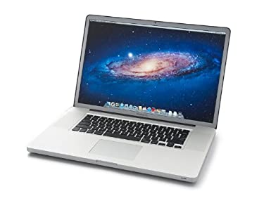 Apple MacBook Pro 17″ 2.2GHz Intel Core i7 4GB Memory (Refurbished) $1500