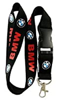3-pack Bmw Premium Breakaway Lanyard Keychain Bonus Gtmotorsports Lanyard by GT//Motorsports