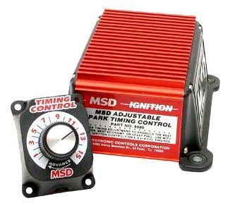 Msd Ignition 8680 Timing Controller front-962047