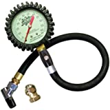 Joes Racing 32310 (0-60) PSI Tire Pressure Gauge with Hold Valve