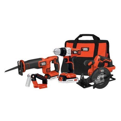 Factory-Reconditioned Black & Decker BDCD2204KITR 20V MAX Co