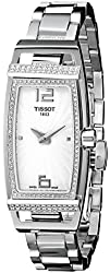 Tissot Women's T0373091103701 Analog Display Quartz Silver Watch