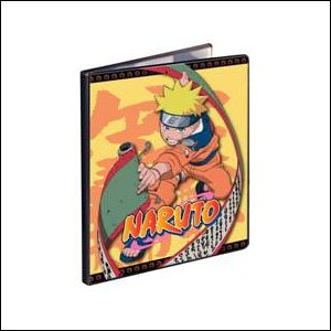 Ultra PRO Naruto CCG 4-Pocket Portfolio - Combo Album - Limited Edition