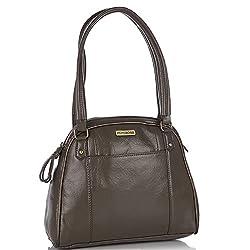 Peperone Women's Handbag (Brown) (PHBM825)
