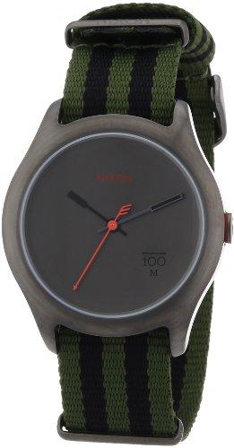 Nixon A3441151-00 - Reloj analógico de cuarzo unisex con correa de nylon, color multicolor