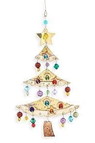 Pilgrim Imports Topiary Christmas Tree Fair Trade Christmas Ornament