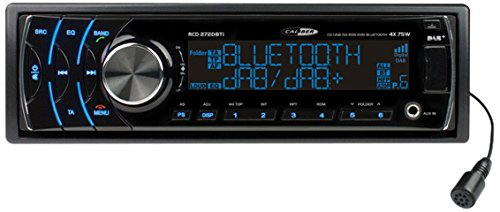 Caliber RCD272DBTI Autoradio CD/DVD