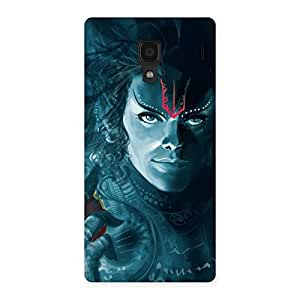 Enticing Young Devine Back Case Cover for Redmi 1S