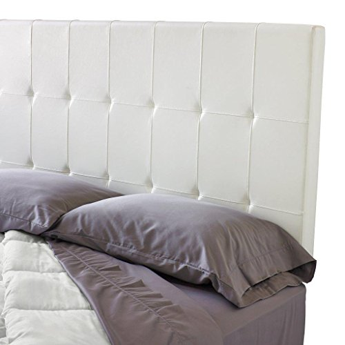 Beds With Leather Headboards 4485 front