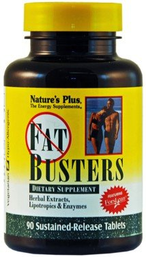 Nature'S Plus - Fat Busters Tablets 90