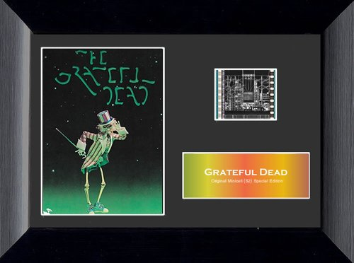 Buy Low Price Film Cells Grateful Dead (S2) Minicell Film Cell Figure (B002EX0V8C)