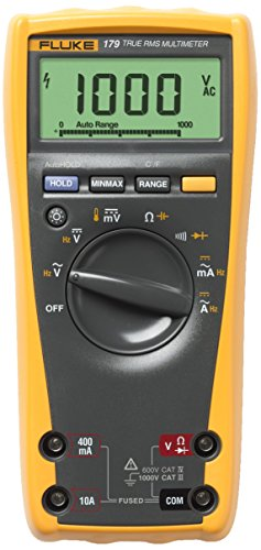 awardpedia fluke 179 esfp true rms multimeter with. Black Bedroom Furniture Sets. Home Design Ideas