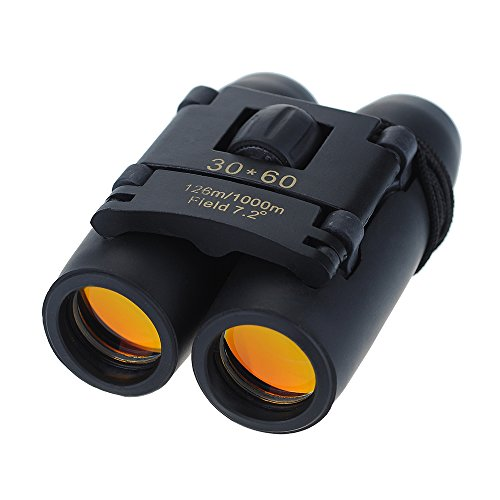 VicTsing® Outdoor Travel 30X60 Zoom Mini Binoculars Telescope Folding Day