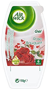 Air Wick Odour Stop Rose Bouquet (Pack of Six)