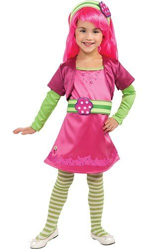Strawberry Shortcake - Raspberry Torte Deluxe Toddler / Child Costume