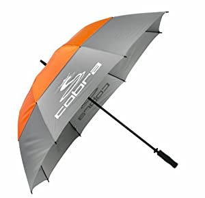Cobra Double Canopy Golf Umbrella, 68-Inch by Cobra