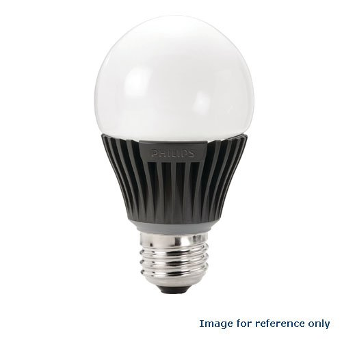 7 watt philips endura led a19 dimmable 2700k light bulb. Black Bedroom Furniture Sets. Home Design Ideas