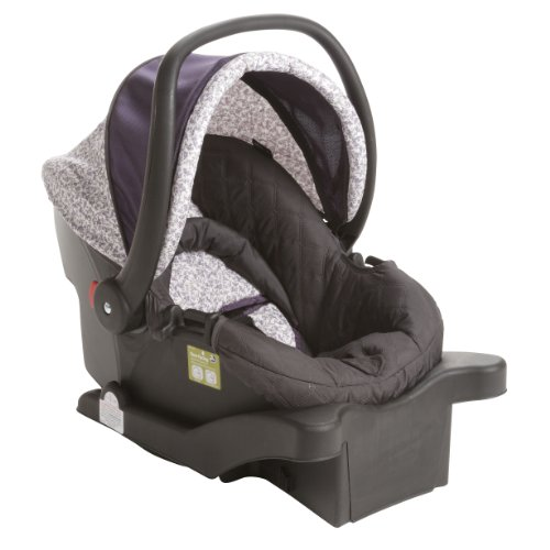Eddie Bauer Infant Car Seat Installation