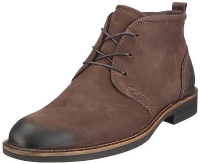 ECCO Men's Biarritz Chukka Boot 灰 $119.19 男靴