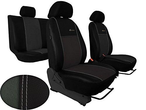 auto sitzbez ge passend f r audi a4 b5 b6 designe alcantara exclusive mit ecoleder super. Black Bedroom Furniture Sets. Home Design Ideas