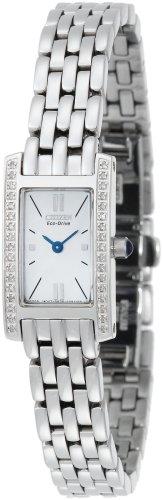 Citizen Women's Eco-Drive Stainless Steel Watch #EG2680-53D
