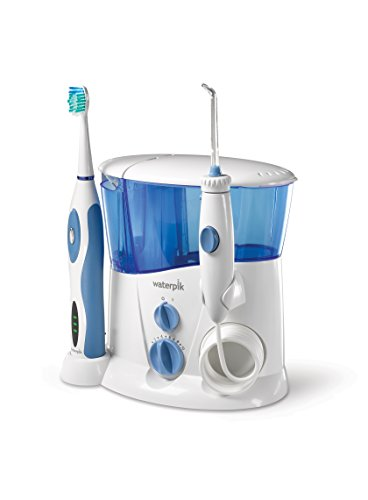 Waterpik Complete Care Water Flosser and Sonic Toothbrush, WP-900 (Water Pic And Toothbrush compare prices)