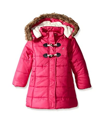 Nautica Kid's Hooded Puffer Coat