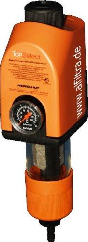 TOPSELECT PRO Hauswasserstation / Hauswasserfilter mit Druckminderer