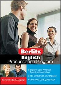 Berlitz 467092 English Pronunciation Program - Audio Cd And Guidebook