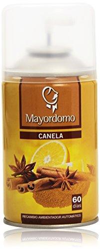 Mayordomo Automatico Ricambio Deodorante per Ambienti, Canela - 250 ml