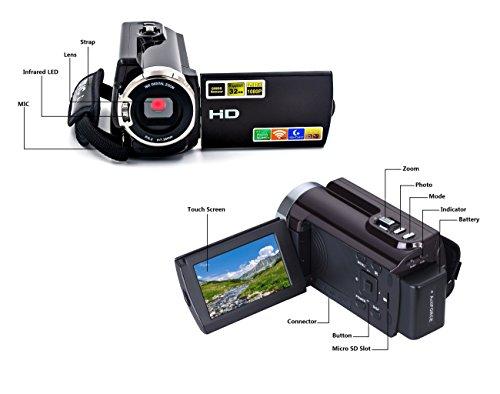 Sereer HDV-501 FHD 1080P