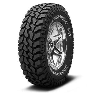 Firestone Destination M/T 31X10.50R15/6 109Q OWL Tire 155608