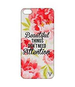 Vogueshell Beautiful Things Printed Symmetry PRO Series Hard Back Case for Xiaomi Mi5