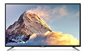 Sharp LC-32CFE5111K 32-Inch Widescreen 1080p Full HD LED TV with Freeview HD - Black