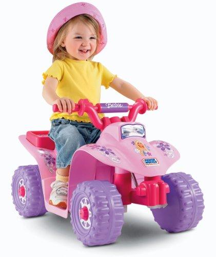 Power Wheels Barbie Quad