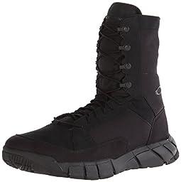 Oakley Men\'s Light Assault Military Boot, Black, 10.5 M US